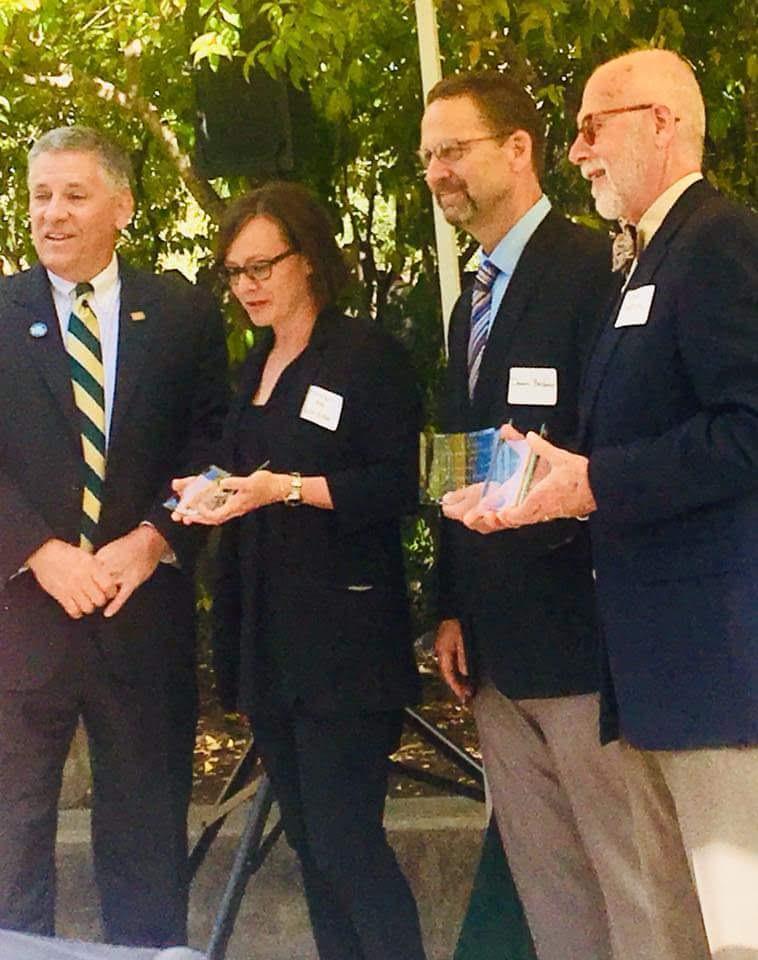 ACADEMIA// Cal Poly Community Service Award- FacultyTeam
